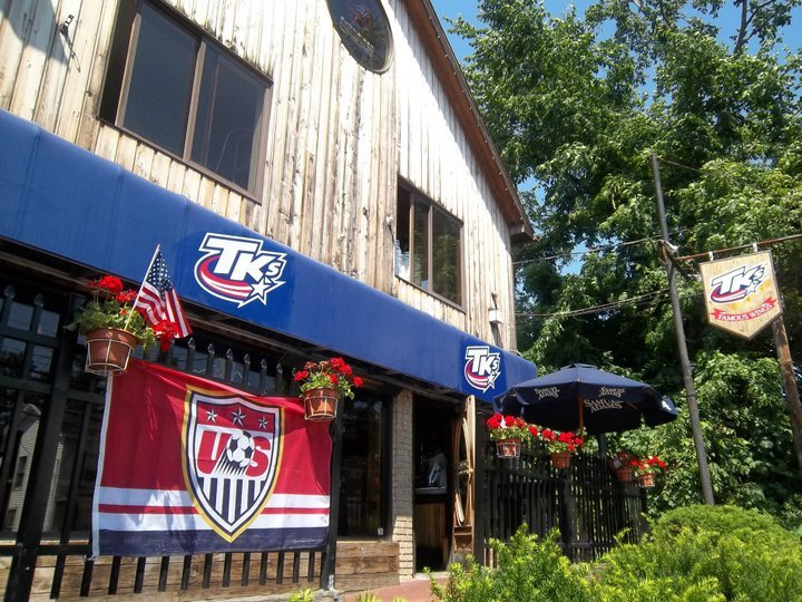 T k s american cafe