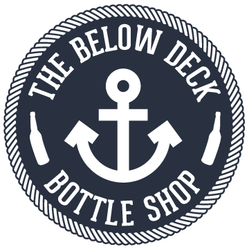 Below deck bottle shop