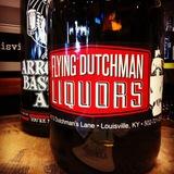 Thumb flying dutchman liquors