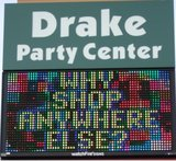 Thumb drake party center