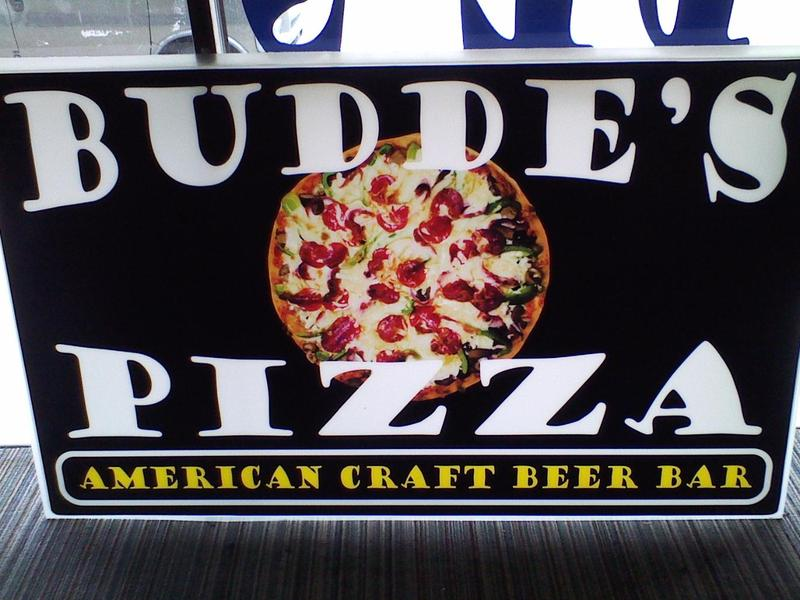 Budde s pizza american craft beer bar