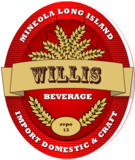 Thumb willis beverage