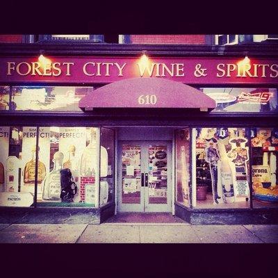 Forest city wine spirits