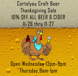 Thumb cortelyou craft beer