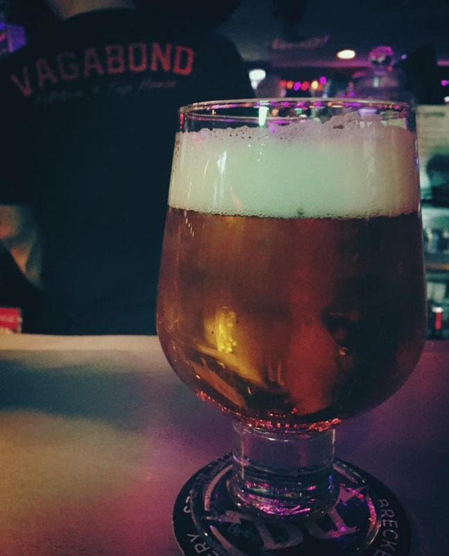 Vagabond kitchen tap house