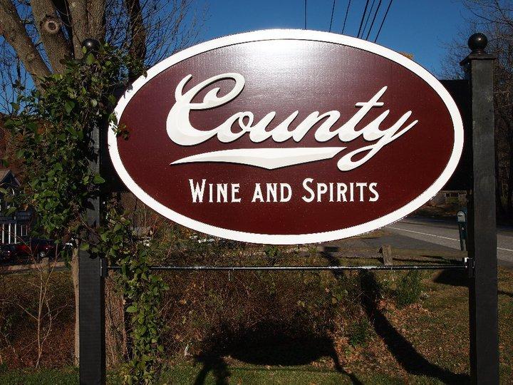 County wine and spirits