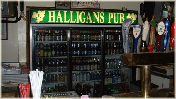 Halligan s pub
