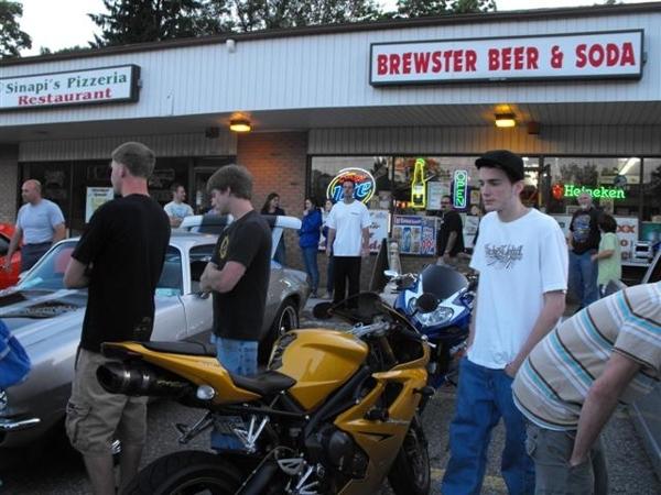Brewster beer soda inc