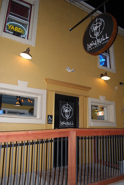 Dog bull brew and music house