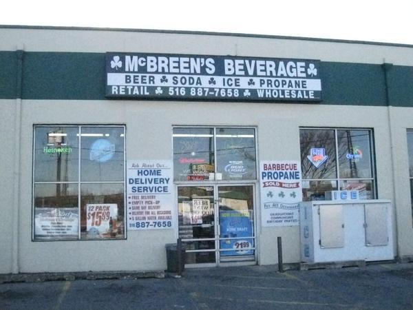 Mcbreen s beverage
