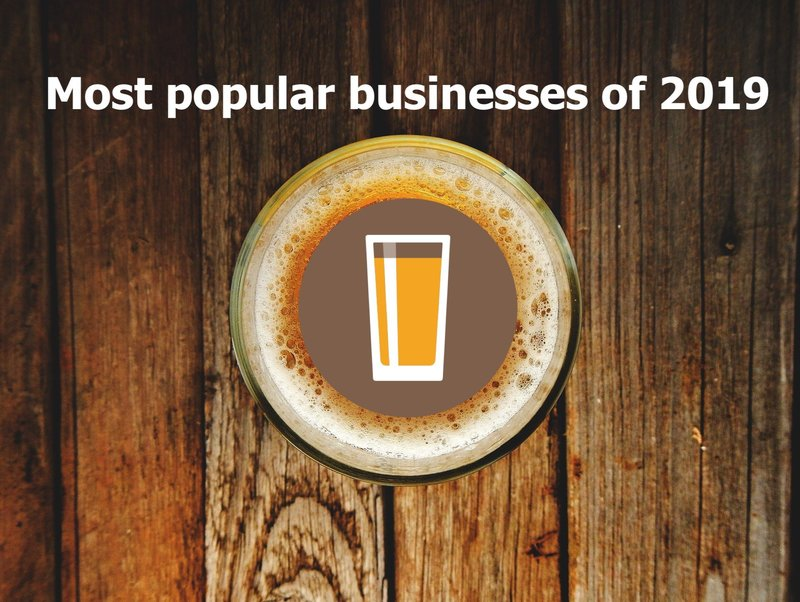 Preview most popular businesses of 2019 b7541d17
