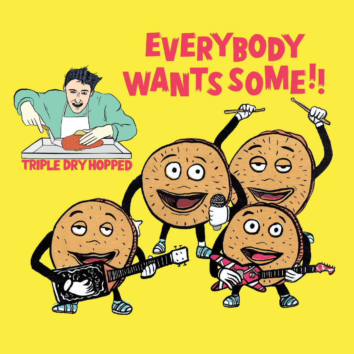 Everybody Wants Some!! 3X, 16 oz 4-Pack