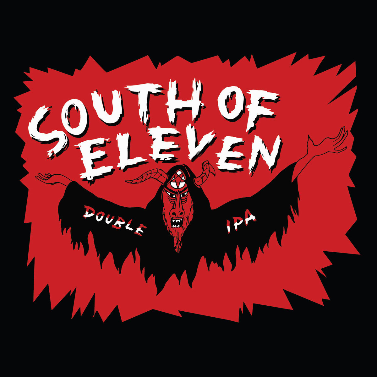 South of Eleven, 16 oz 4-Pack